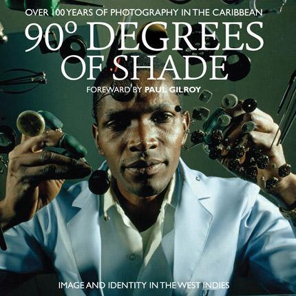 90° Degrees Of Shade - book