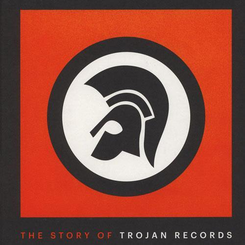 THE STORY OF TROJAN RECORDS - book (english)