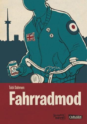 Fahrradmod - book / graphic novel