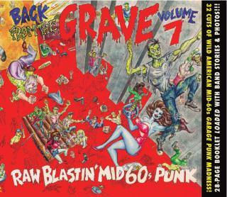 Various - Back From The Grave Vol.7 - CD