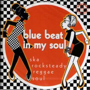 Various - Blue Beat In My Soul - CD