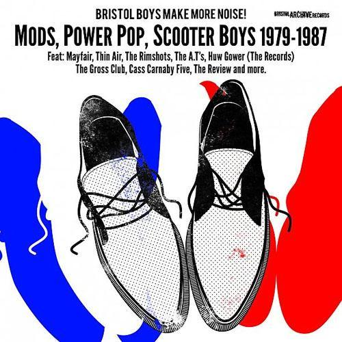 Various - Bristol Boys Make More Noise! Mods, Power Pop, Scooter Boys 1979-1987 - CD