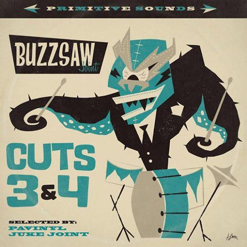 Various - Buzzsaw Joint Cut 3&4 - CD