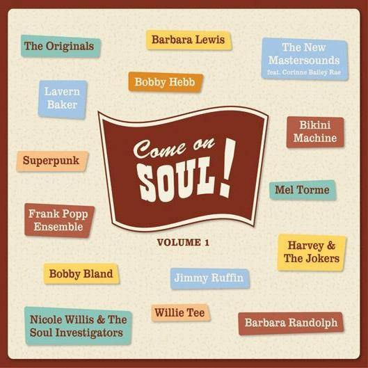 Various - Come On Soul! Volume 1 - CD
