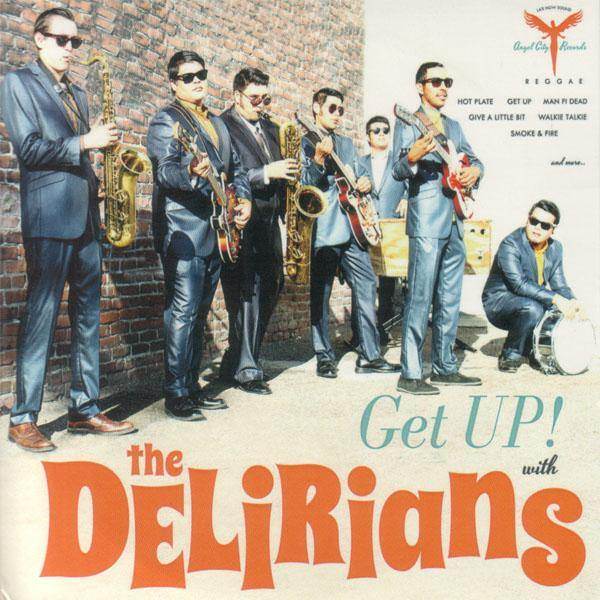 Delirians - Get Up! with... - CD