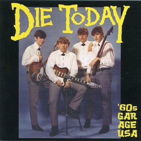 Various - Die Today - 60s Garage USA - CD