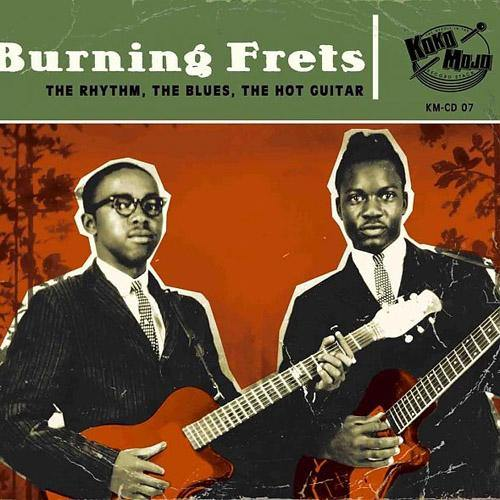 Various - Burning Frets - CD