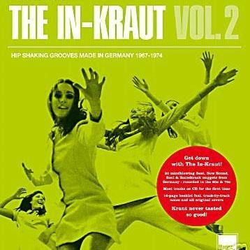 Various - The In-Kraut Vol. 2 - CD