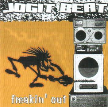 Jogit Beat - Freakin' Out - CD