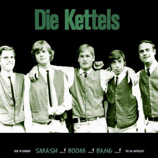 Die Kettels - Smash Boom Bang - CD