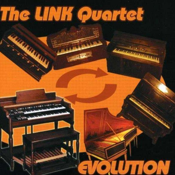 Link Quartet - Evolution - double CD