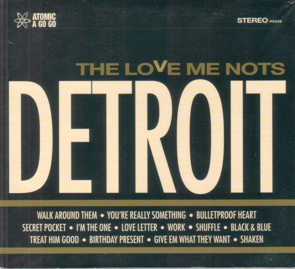 Love Me Nots - Detroit - CD