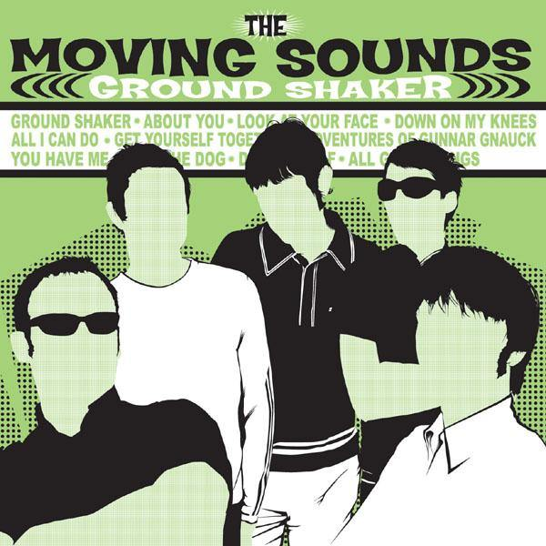 Moving Sounds - Ground Shaker - CD
