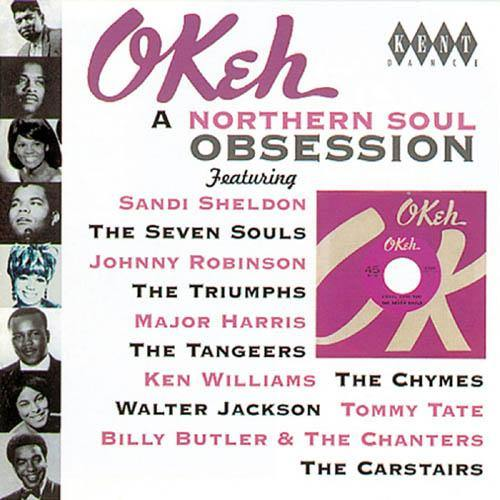 Various - Okeh, A Northern Soul Obsession - CD