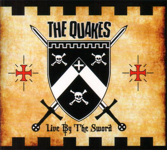 Quakes - Live By The Sword - CD