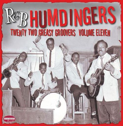 Various - R&B Humdingers Vol. 11 - CD