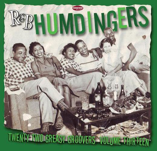 Various - R&B Humdingers Vol. 13 - CD