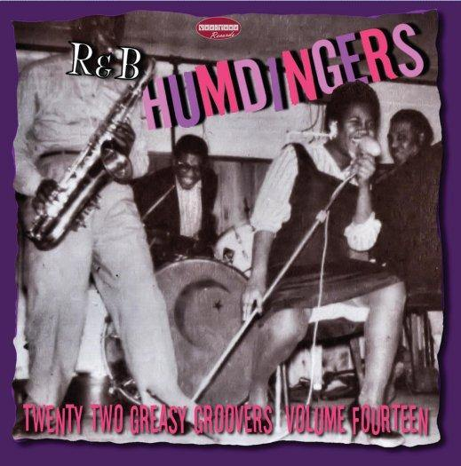Various - R&B Humdingers Vol. 14 - CD