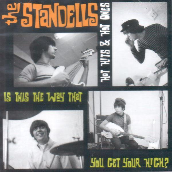 Standells - Hot Hits & Hot Ones - CD