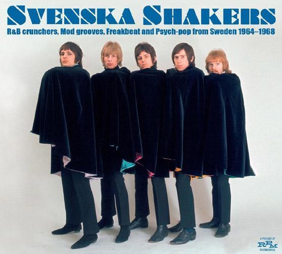 Various - Svenska Shakers - 2CD