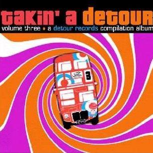 Various - Takin' A Detour Vol. 3 - CD