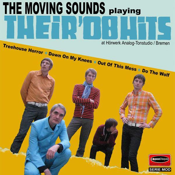Moving Sounds - playing their 08 hits - EP