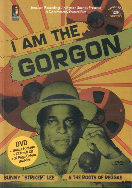Bunny Striker Lee - I Am The Gorgon - DVD + CD