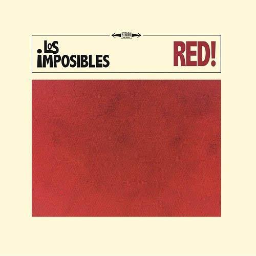 Los Imposibles - Red! - LP