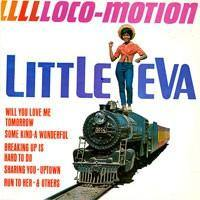 Little Eva - Llllloco-Motion - LP