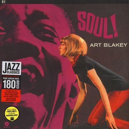 Art Blakey - Soul! - LP+MP3