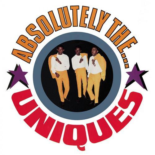 Uniques - Absolutely The Uniques - LP (col. vinyl)