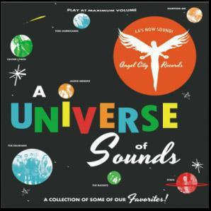 Various - Angel City Records A Universe Of Sounds - LP