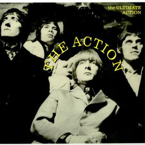 Action - Ultimate Action - LP