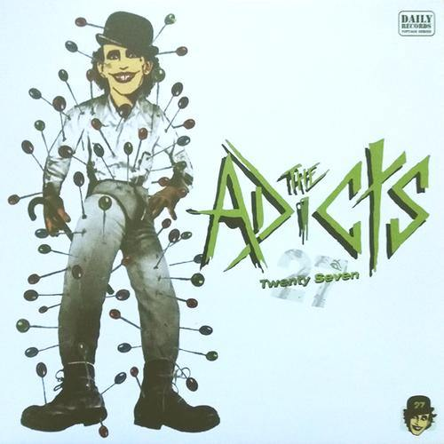 Adicts - Twenty Seven - LP