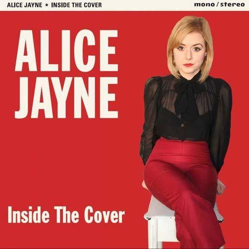 ALICE JAYNE - Inside The Cover - LP