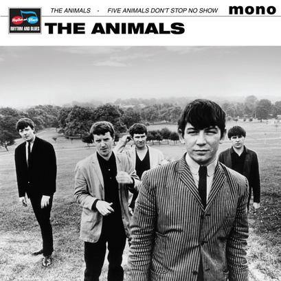 The Animals - Five Animals Don't Stop No Show - LP