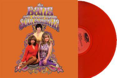 The Bang - Soul Shangri-La - LP ltd. ed. red vinyl