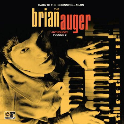 Brian Auger - Back To The Beginning Again: The Brian Auger Anthology Vol.2 - DoLP