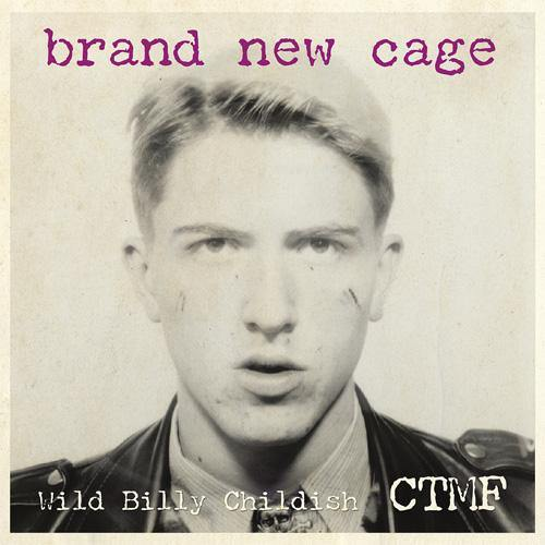 Wild Billy Childish & CTMF - Brand New Cage - LP (col.. vinyl)