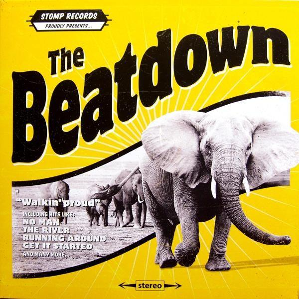 Beatdown - Walkin Proud - LP