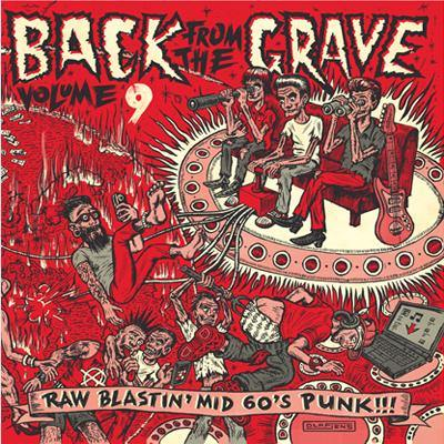 Various - Back From The Grave Vol.9 - LP