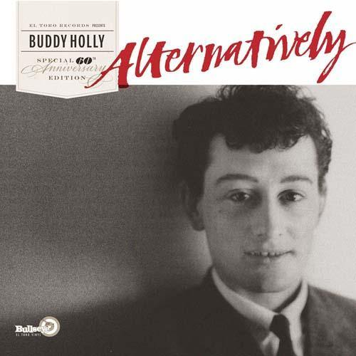Buddy Holly - Alternatively - LP (red vinyl)