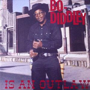 Bo Diddley - Is An Outlaw - LP