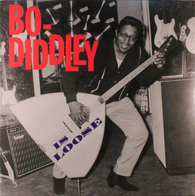 Bo Diddley - Is Loose - LP