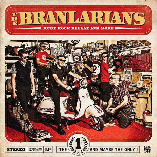 Branlarians - The 1st And Maybe The Only - LP