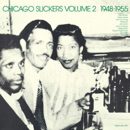 Various - Chicago Slickers Vol.2 (1948-1955) - LP