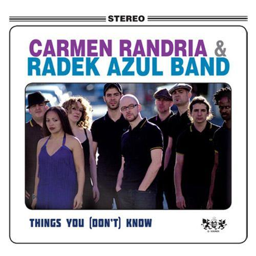 Carmen Randria & Radek Azul Band - Things You (Don't) Know  - LP