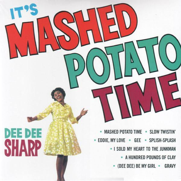 Dee Dee Sharp - It's Mashed Potato Time - LP