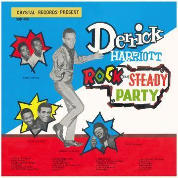 Derrick Hariott - Rock Steady Party - CD