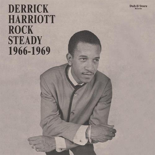 Derrick Harriott - Rock Steady 1969-1969 - DoLP